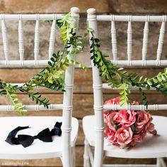 Paper Boxwood DIY Wedding Decorations