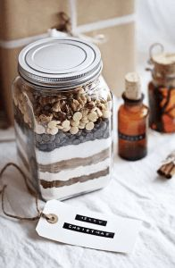ideias de negocio de brigadeiro - kit de brownie