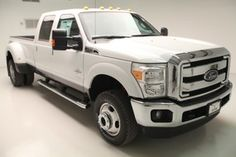 2015 Ford Super Duty F-350 DRW Lariat Crew Cab 4x4 Fx4 in Vernon, Texas  #vernonautogroup #knowthedeal