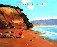 """""""Afternoon Glow"""", oil on canvas 20""""x24"""", by Katarzyna Lappin. My website www.katarzynalappin.com"""