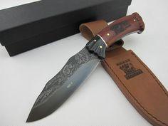 Медведь пятнистый охотничий нож, Канада ножи и мечи