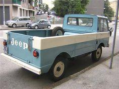 1975 VIASA Jeep Campeador