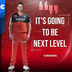 Glenn Maxwell says his upcoming stint with #RoyalChallengersBangalore is going to be 'next level'. #IPL2021 Glenn Maxwell, Cricket Quotes, Famous Quotes, Baseball Cards, Sayings, Sports, Famous Qoutes, Hs Sports, Lyrics