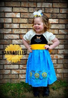 Anna Summer Fever by Nannabells on Etsy
