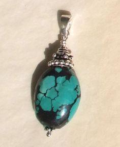 Pendentif Turquoise www.stratagemme.com Chaque rêve est un bijou