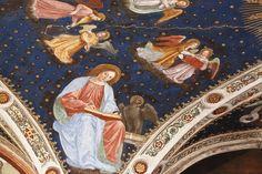 """""""La cappella Sistina"""" di Milano - Chiesa di San Maurizio al Monastero maggiore"""