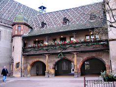 Colmar - place de l'ancienne douane
