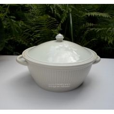 dekschaal roomwit Windsor Wedgwood