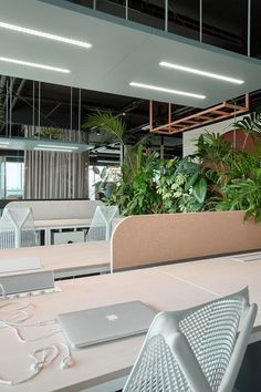View full picture gallery of Catena Media Belgrade Corporate Office Design, Corporate Interiors, Office Interiors, Corporate Offices, Workspace Design, Office Workspace, Office Interior Design, Office Designs, Office Ideas