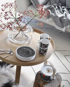 Olohuone / Livingroom, Marimekko fw16, Scandinavian interior