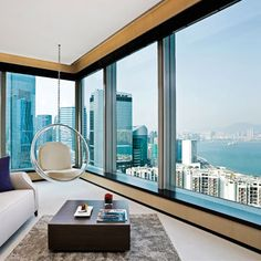Not many city views can match the Hong Kong skyline. See our pick of the best hotels with jaw-dropping views at Redonline.co.uk