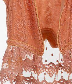 """""""Gimmicks by BKE Pieced Vest"""" www.buckle.com"""