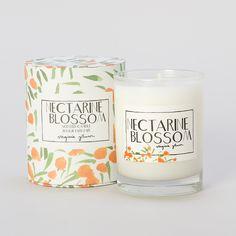 Terrain Virginia Johnson Candle, Nectarine Blossom #shopterrain