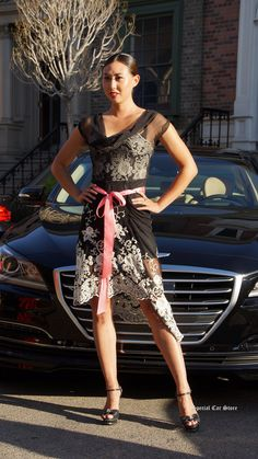 Sophia dress Charmaine Joie Couture Photo: Special Car Store
