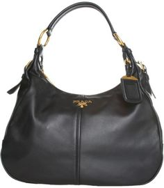 62035f69a7b2 Prada Bag with one handle, internal zip pocket, cell phone pocket, leather,  35 * 25 * 12 cm SwagBlvd.com Price: $799 Retail Price: 1599.99