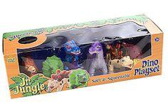 Soft Dinosaurs Play Set | Dinosaur Toys