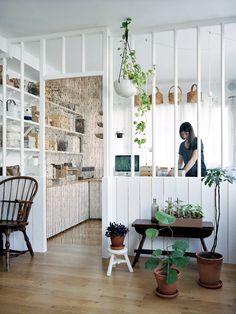 L'intérieur de Sandrine Pigeon // Neëst boutique