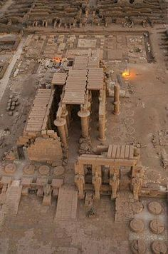 #Luxor, The #Ramesseum on the western bank - #Egypt
