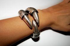 Hawk Bracelet  http://bit.ly/GSxQRd