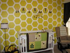 Bumble Bee Nursery - final picture 1
