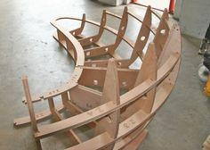 Internal Sofa frame
