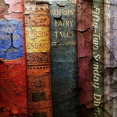 """"""" Old Books (by vintage findings) """""""