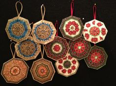 gift tags/ornaments