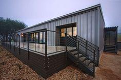Prefab Residence by Santa Barbara-based Acme Architecture