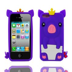 Princess iPhone 5 Case Purple, $14, now featured on Fab.