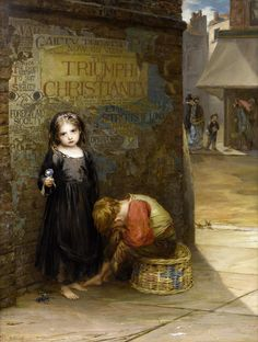 Augustus_Edwin_Mulready_Uncared_for_1871