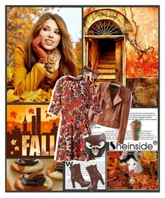 """Sheinside.com"" by ruza-b-s ❤ liked on Polyvore featuring Betty Crocker and UGG Australia"