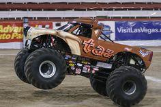 Taz Monster Trucks, Monster Truck Party, Monster Jam, Motocross Racing, Tractor Pulling, Popular Sports, Tasmanian Devil, Bigfoot, Pickup Trucks
