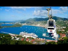Skyride to Paradise Point in St. Thomas, US Virgin Islands Eastern Caribbean Cruises, Caribbean Vacations, Southern Caribbean, Belize City, Best Cruise, Cruise Tips, Disney Cruise, Us Virgin Islands, Parasailing