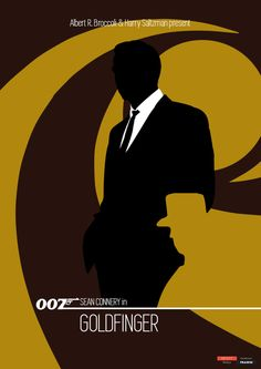 James Bond 007 - Poster Special Edition - Goldfinger 2