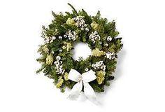 Decorative Accents: Indoor Accents: Floral -