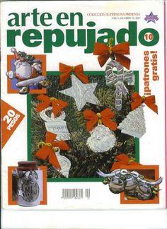 ARTE EN REPUJADO - ESPECIAL NAVIDAD http://manualidadesamigas.foroargentina.net/