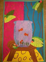 Artolazzi: Matisse Goldfish