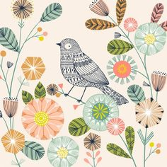 Hiding Bird