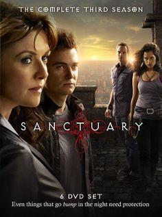 Sanctuary:Cancelled!!