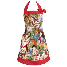 Señoritas Apron. omg so cute