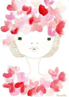 Meredith Gaston- love her illo style!