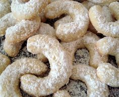 Think, Austrian christmas cookies
