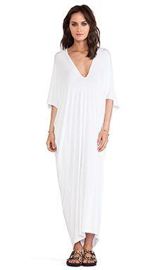 Riller & Fount Sebastian Dress in White