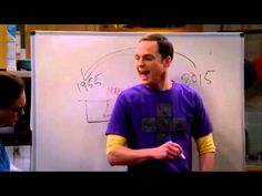 The Big Bang Theory - Back To The Future Grammar - YouTube