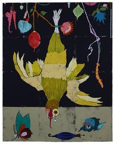 Gert And Uwe Tobias – Romanian Woodcut Prints. With a strong reference to Eastern European folk art and Russian abstract art, twin brothers Gert and Uwe Tobias have a unique partnership in creating brooding masterpieces. Born in Brasov, Romania in 1973 the brothers began working together in 2001 producing large scale woodcuts.