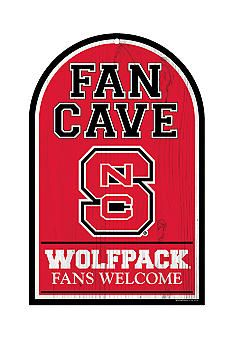 Wincraft NC State Wolfpack Fan Cave Sign