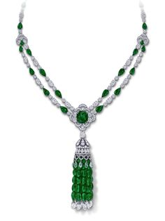 At Graff, our greatest pleasure is the creation of extraordinary high jewellery, rare timepieces and world famous diamonds. Discover our unique jewels. Tassel Jewelry, Diamond Jewelry, Tassel Necklace, Jewelery, Necklaces, Pendant Necklace, Trendy Jewelry, High Jewelry, Emerald Necklace