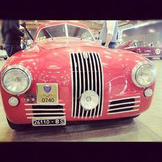 Fiat 1100 S 1948 Vintage Cars, Antique Cars, Fiat, Colorful, Retro, Trucks, Cars, Luxury, Retro Illustration