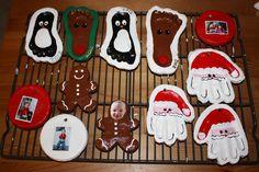A Rexcellent Creations Production: Salt Dough Christmas Ornaments