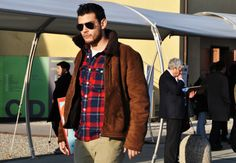 The key is in owning clothes that are easy to mix and match. A few great coats and light-weight jackets, numerous button down shirts (plaid, checked, solid, NOT floral, and if you can't avoid it all together, don't overdo it on short sleeve) and pants in every wash of denim and iteration of khaki. Pay attention to fit: don't wear your clothes too baggy or large. You will look sloppy.